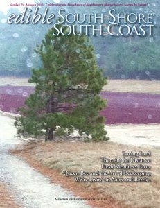 Edible South Shore Fall 2015 Cover