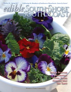 Edible South Shore spring 2017 cover