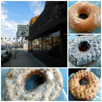 Dishing on Donuts: Colonial Do-Nut Shop