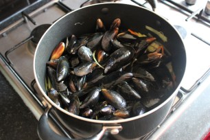 5. Mussels Added