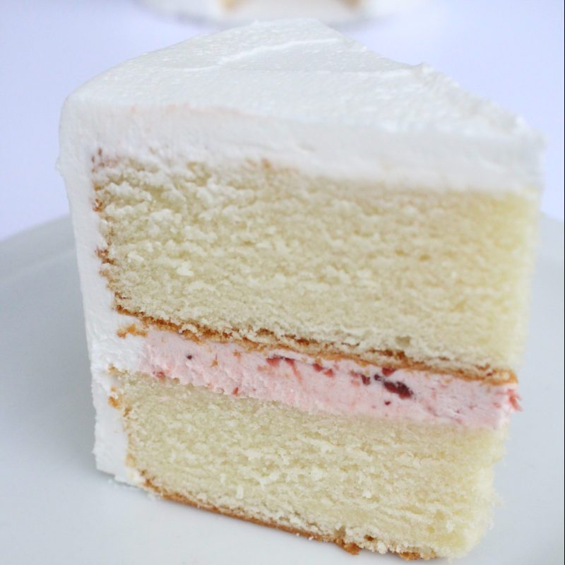 Not So Vanilla - Vanilla Cake