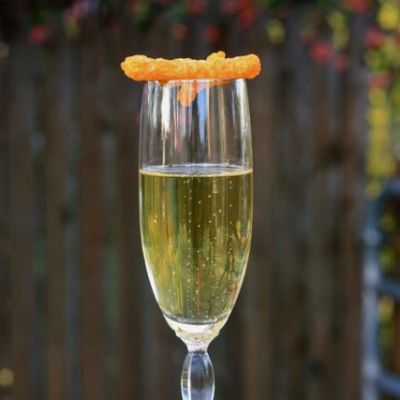 My number one food pairing for sparkling wine