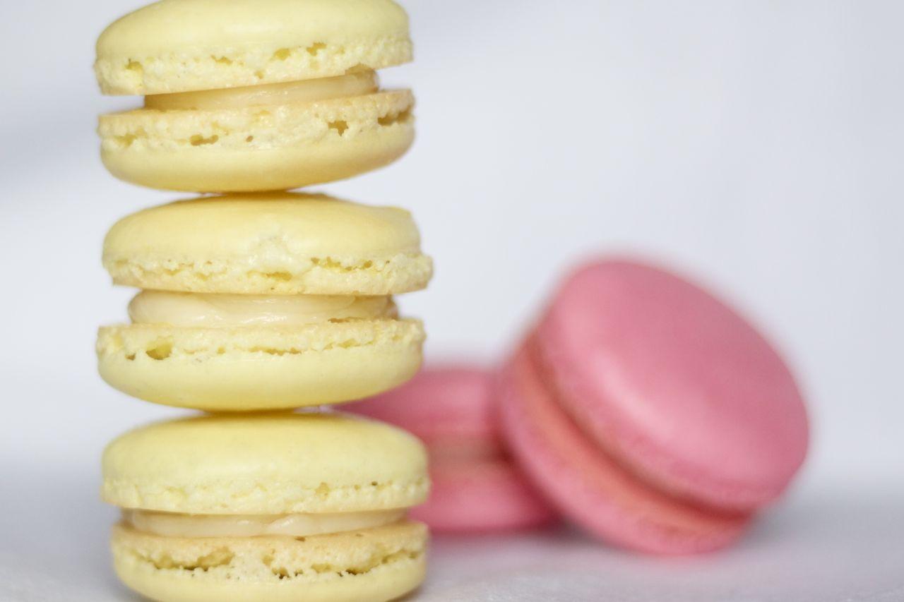 lemon macaron recipe by Edible Times
