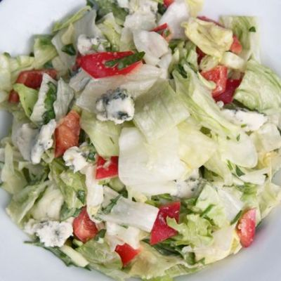 WIAW: Creamy shallot vinaigrette (and three steps to a great salad)