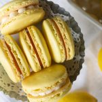 Lemon macaron recipe by Edible Times