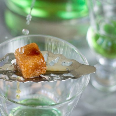 The truth about setting absinthe on fire + how to properly enjoy this notorious green elixir
