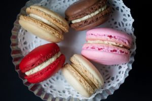 Macaron recipe + troubleshooting