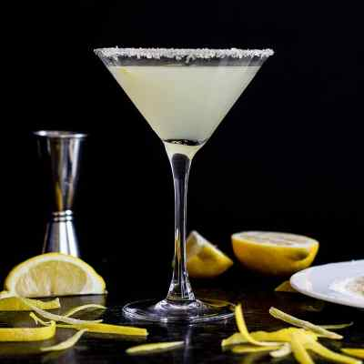 Three ways to enjoy a Lemon Drop cocktail + why it's not a martini