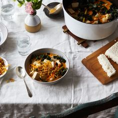This White Curry Is the Answer to Your Summer Bounty