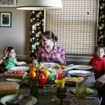 Putting the Melting Pot on the Holiday Table