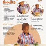 Peanutty Sesame Noodles