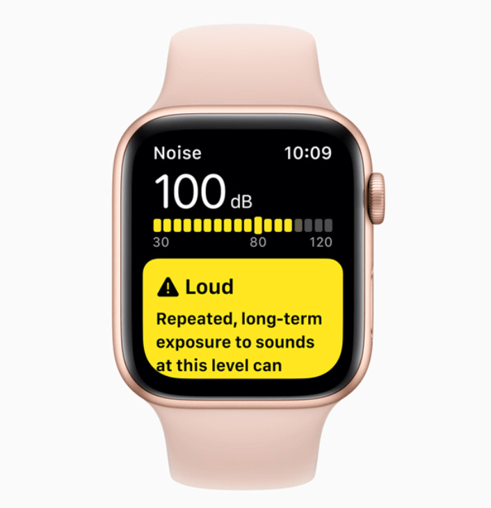 Noise pollution - Can sound kill you? Find out how the new Noise app on Apple iWatch series 5 can help to protect your ears. 1