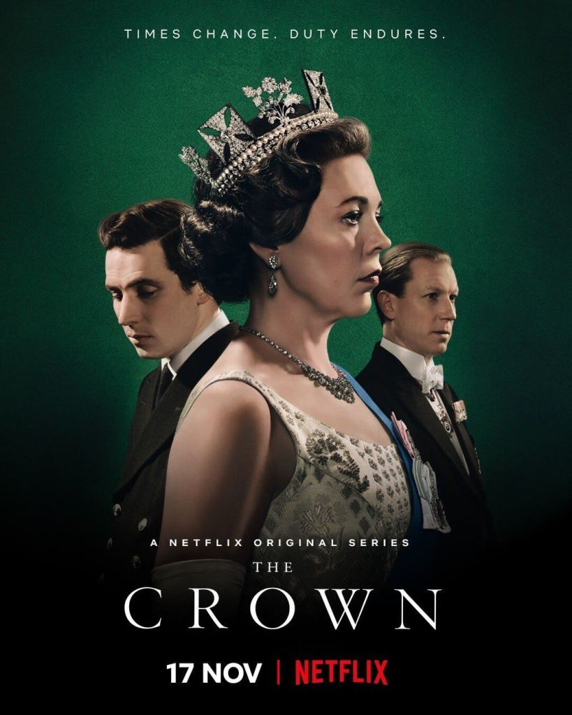 'The Crown' (2016- ) - Netflix series review. 1
