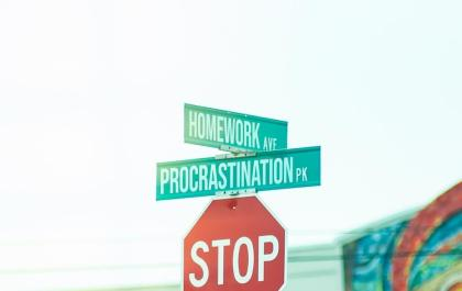 Is 'tomorrow' your busiest day of the week? - How to stop procrastinating? 1