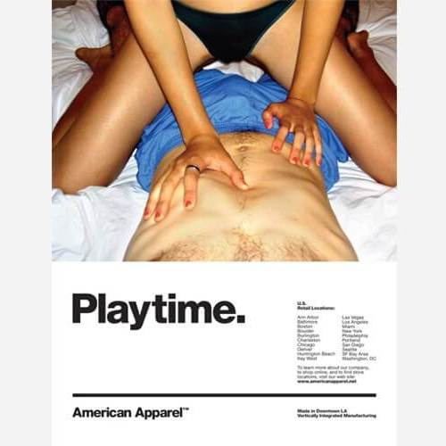 Sex in advertising - then and now. Does it make you want to buy more? 5