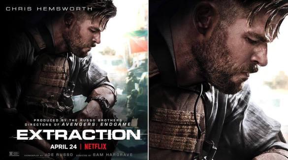 Extraction movie (2020) - Netflix Original Movie spoiler-free review