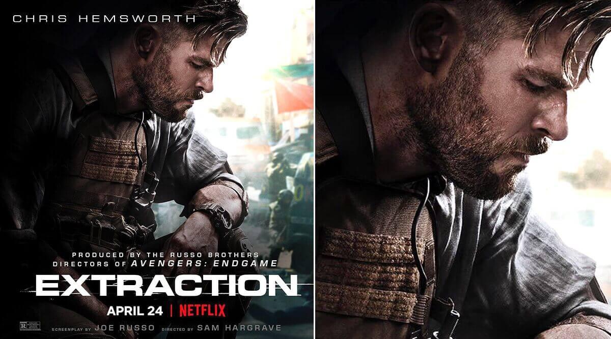 Extraction movie (2020) – Netflix Original Movie spoiler-free review