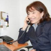 """""""Los jóvenes cambiarán la historia"""", sostiene ex dirigente del magisterio Rosa Tassara"""
