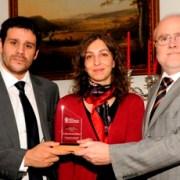 Premian a Minera Collahuasi  como la Mejor Huella de Carbono 2011