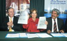 Empresas del área metalmecánica suscriben acuerdo de producción limpia
