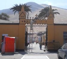 Cementerios municipales Iquique se preparan para recibir deudos en 1 de noviembre