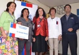 Nuevas dependencias para Cosam Salvador Allende