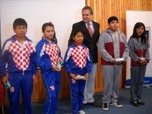 Premian a mejores alumnos de educación municipalizada de Iquique