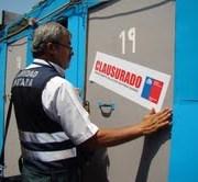 Por deficiencias sanitarias y de infraestructura clausuran residenciales del centro de Iquique