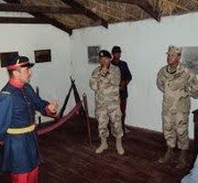 Recordaron a héroes de Batalla de Tarapacá
