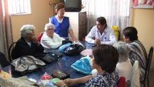 Fulvio Rossi explicó a clubes de tercera edad alcance de reducción del 7% de salud