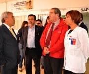 Subsecretario de Salud asumió compromiso para acelerar construcción de Hospital básico para Hospicio