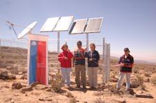 Estación Sismológica en Chusmiza, Región de Tarapacá ya es una realidad