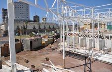 Avanzan obras de Caleta Guardiamarina Riquelme, cuya entrega será en enero