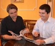 Senador Rossi  testimonió apoyo a candidatura de alcalde de Huara