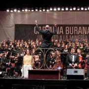 "Iquiqueños ovacionaron en Cavancha gran presentación de cantata ""Carmina Burana"""