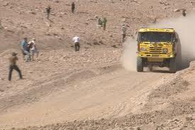 A partir de 11 hrs. comunidad dispondrán de buses gratis para vivir  Dakar en Playa Lobitos