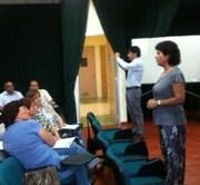 Profesores de enseñanza técnica se capacitan en evaluación por competencias