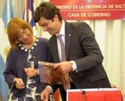 Tarapacá firma con Salta y Jujuy  convenio para favorecer equidad social