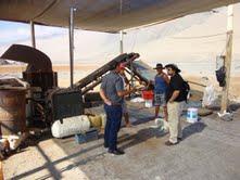 Recolectores de algas mejorarán procesos incorporando acuerdo de producción limpia