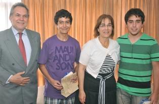 Estudiantes de Iquique obtienen puntajes nacionales en la PSU