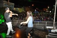 Los Jaivas ovacionados en Festival Carnaval de Huara