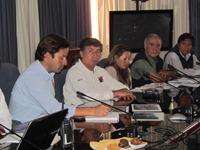 Priorizan ayuda a localidades afectadas por lluvias en Provincia del Tamarugal