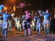 Carnaval Andino en Iquique se despidió con exitosa concurrencia
