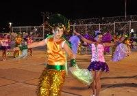 Más de 3 mil personas en primera jornada de carnaval de Alto Hospicio