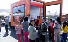 Eliqsa dispone de atención a travésde oficina móvil en Pica, La Tirana e Iquique