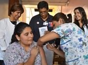 Partió campaña de Vacunación contra la Influenza  en Región de Tarapacá