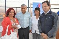 200 viviendas de Alto Hospicio inauguraron sistema de alarmas comunitarias