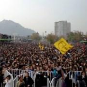 Primera movilización estudiantil: Demostración de fuerza genera nuevo escenario y reimpulsa al movimiento social