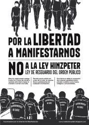 "Convocan a iquiqueños para que se manifiesten contra llamada ""Ley Hinzpeter"""