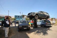 Campaña para evitar que calles de Iquique se invadan de vehículos abandonados